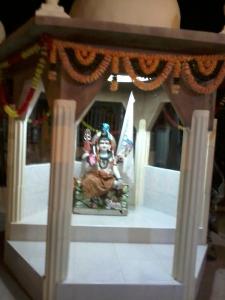 Beautiful Lord Shiva Murti- Coromandel Shiv Mandir!