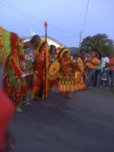 Plymouth Ole Time Carnival, Tobago