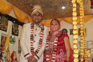 Mr. & Mrs. Shiva Jeremiah