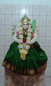 Sri Rajarajeshwari Maa!