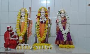 Sri Raam Parivaar!