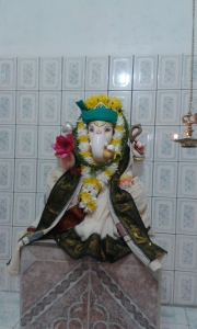 Lord Ganapati!