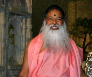 Puya Swamiji...Appaji His Holiness Sri Sri Sri Ganapati Sachidananda of Mysore, India.