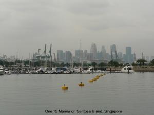Singapore-One 15 Marina
