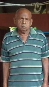 the late Mr Ramlal Dookie