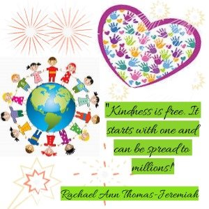 Happy World Kindness Day 2017