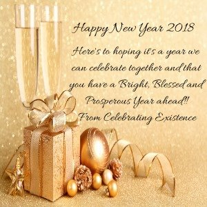 Happy New Year CE