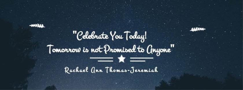 celebrate you today