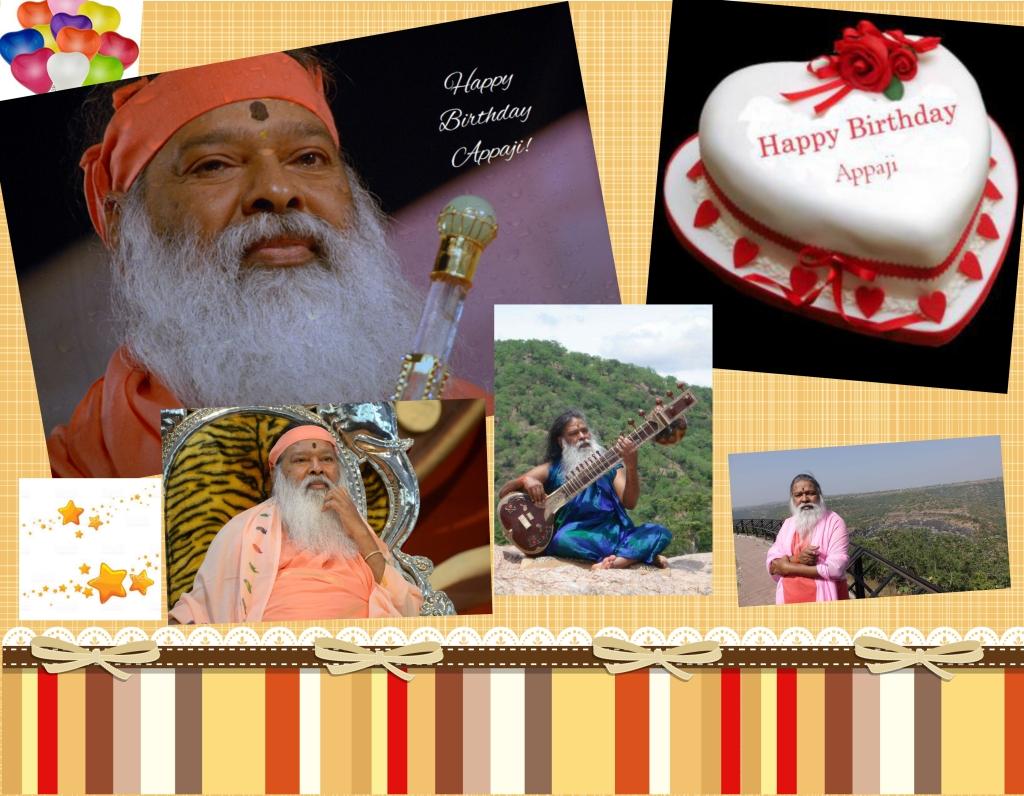Collage_Fotor HappyBirthday Appaji!