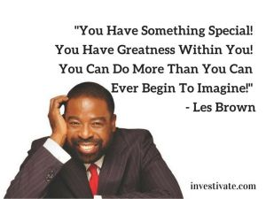 les brown power of you